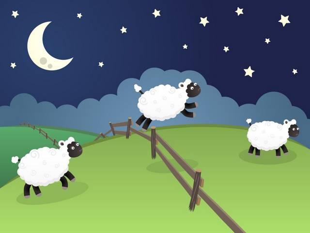 посчитайте овец на сон грядущий