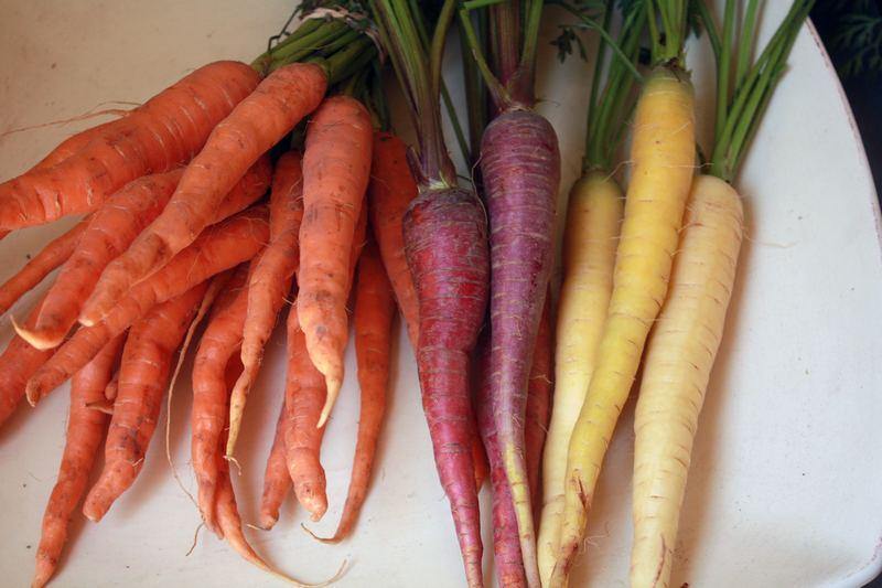 Есть морковь чтобы вырос член